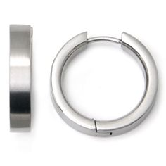 Titanium 20MM Hoop Earrings *** Read more reviews of the product by visiting the link on the image.