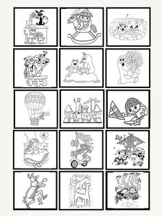 Bingo, Fairy Tales, Playing Cards, Language, Youtube, School Ideas, Puzzle, Template, Drawings