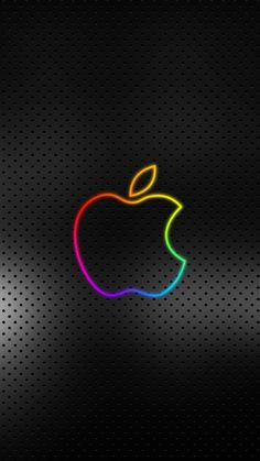 Cool Collection of 30 Apple Wallpapers for Desktop & iPhone: Apple is not just only a fruit, it is a brand too. is a company with an Apple logo. Imac Wallpaper, Apple Logo Wallpaper Iphone, Iphone Logo, Iphone Homescreen Wallpaper, Neon Wallpaper, Iphone Wallpapers, Wallpaper Online, Desktop Backgrounds, Pattern Wallpaper