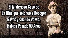 Niña que fue a recoger bayas y cuando Volvió habían pasado 50 Años | Proyecto Paranormal México | Divertido Viral