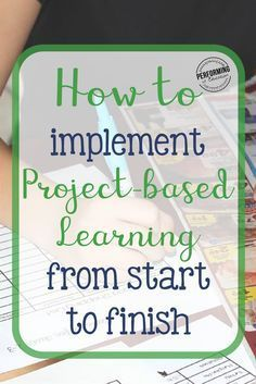 Learn how to implement project-based learning from start to finish with these 5 blog posts!