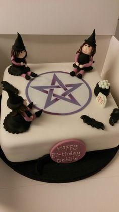 Witches pentogram