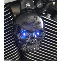 black red harley davidson tank decal | SkullManOnLine.com - Skull Harley Parts, Covers And Accessories ...