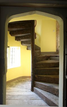 Hanham Court Turret Staircase