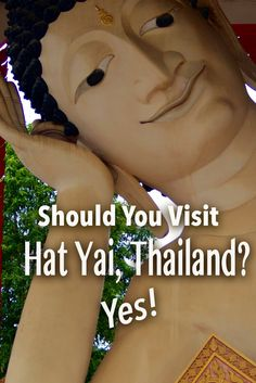 Hat Yai's location near the Southern border of Thailand and Northern border of Malaysia make it an interesting travel destination option. Lots to do there, too! https://www.theislanddrum.com/things-to-do-hat-yai-thailand/