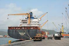 Bolipuertos Puerto Cabello recibió cargamento para el sector alimenticio