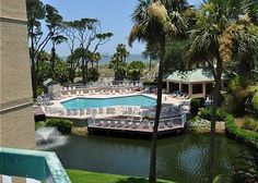 I love staying at Hilton Head Island because of all the wonderful restaurants in the area!