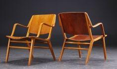 Ax chair by Peter Hvidt & Orla Molgaard Nielsen.