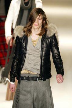 Dior Homme F-W 2004 Menswear Paris Fashion Week