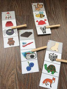 Les rimes Language Activities, Toddler Activities, Kindergarten Lesson Plans, Teacher Hacks, Elementary Schools, Wordpress Theme, Montessori, Literacy, Diy And Crafts