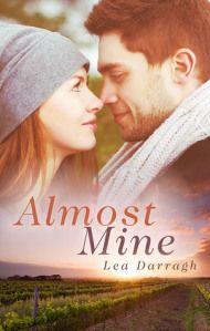 Review: Almost Mine by Lea Darragh #romance #aussieauthor #aussieromance #escapepublishing