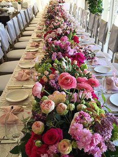 Adult Tables - Named after my favourite movie stars: Esther Williams, Gene Kelly, Bette Davis, Clark Gable, Debbie Reynolds...