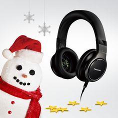 Advent ist... einfach mal alles ausblenden, mit dem Kopfhörer RP-HD10 hinter Tür 21. @PanasonicDeutschland