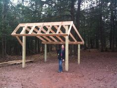 BBQ Shack, just got to add a firepit or fireplace