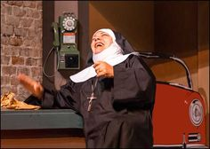 What has the Reverend Mother gotten herself into this time? The Rev