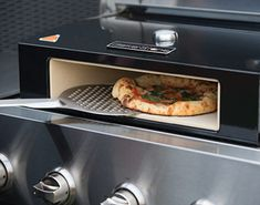 Create authentic with the BakerStone Pizza Oven Box Fire Grill, Wood Oven, Pizza Oven Outdoor, Good Pizza, No Cook Meals, Baking Products, Grilling, Breakfast, Patio Ideas