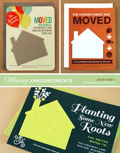 Personalized Seed Paper Moving Announcements from Botanical PaperWorks