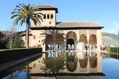 Alhambra, Spain by Tina Bardenfleth