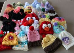 Contributions from Kathy from Kentucky | Knitting Rays of Hope
