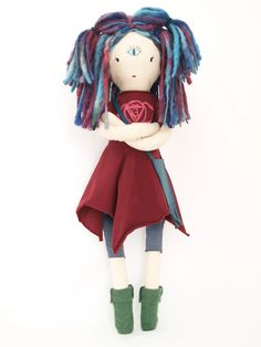 Vidia Doll by Lily Blaise