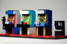LEGO Arcade - All machines   by kdangerw