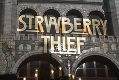 Image result for the strawberry thief bristol The Strawberry Thief, Bristol, Image