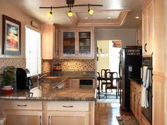 Before-and-After Kitchen Makeovers From Rate My Space : Home Improvement : DIY Network
