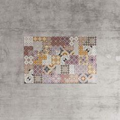 Moroccan Tile Mat -