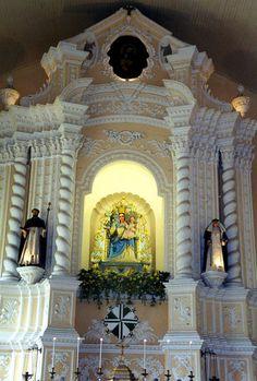 Altar of Sao Domingos - Macau, Macau