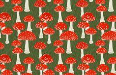 #ARTIST Alex Despain - Mushrooms