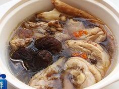 電鍋料理~人蔘香菇雞湯食譜、作法 | 匯鮮市集無毒海鮮的多多開伙食譜分享