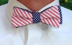 All American bow tie!
