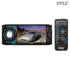 4.3'' Touchscreen TFT/LCD Monitor with Digital Video Player