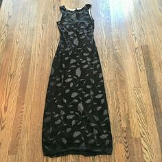 Vintage Rhapsody 90's Black Velvet Burnout Maxi Sheath Dress Goth Leaf Print #Rhapsody #Maxi #Formal Goth Dress, Leaf Prints, Black Velvet, Ebay Clothing, Sheath Dress, Formal Dresses, Clothes, Vintage, Fashion
