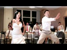 DISCLAIMER: I am pinning this for later viewing......  Have not watched yet... Crazy wedding dances