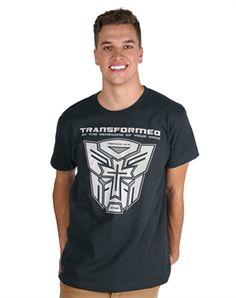 Transformed - Christian Mens Shirts for $14.99 | C28.com