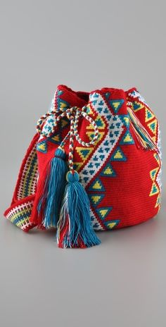 Wayuu Taya Foundation  Susu Bag  Wow, Inspiration!