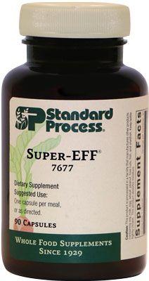 Super-EFF - 40 Capsules - 7675 - Holistic Preventive - Standard Process
