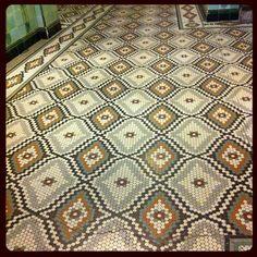 hexie floor design