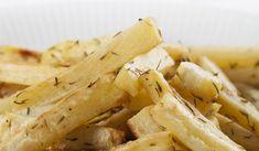 Pastinaak is supergezond en superlekker! Vooral wanneer je er pastinaakfrietjes van maakt!