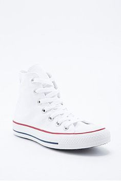 Converse Chuck Taylor High Top Trainers in White