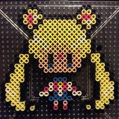 Sailor Moon perler beads by bryadolbyartwork