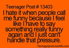 Yes!!!! This happens to me allll the time!!!