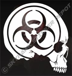 ZOMBIE The Walking Dead Car Graphics Side vinyl decal sticker x Danger Signs, Z Nation, Zombie Walk, Mood Wallpaper, Call Of Duty Black, Macbook Decal, Sticker Ideas, Future Tattoos, Halloween Pumpkins