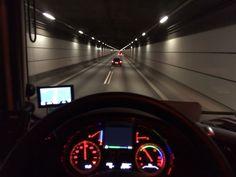 Øresundstunnellen på vej til Karlshamn