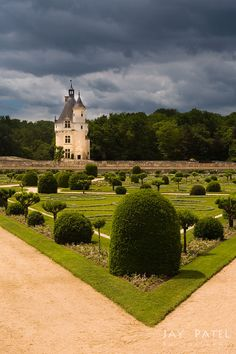 Witch's Tower, Chenonceau Castle, France