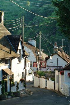 Berrynarbor, North Devon