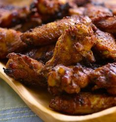 17 Different Wing Recipes