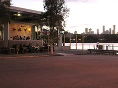 The fabulous Brissy restaurant/cafe The Jetty in Bulimba.love the decor and the relaxing view of the river from the huge bifolding windows. www.thejettyoxford.com.au