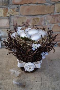 Пасхальное гнездо - Садоводка